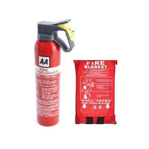 Rental Property Fire Safety Pack
