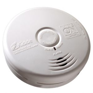Kidde Nighthawk 10 year battery smoke alarm